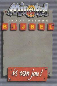 Groot nieuws bijbel 11e druk 2003 jongereneditie-9061267641 9789061267645