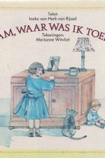 Mam, waar was ik toen-Ineke van Herk-van Rijssel-905030270X