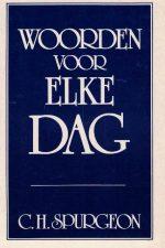 Woorden voor elke dag-C.H. Spurgeon-9033601885 9789033601880