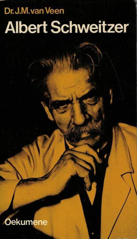 Albert Schweitzer-dr. J.M. van Veen-9024630835