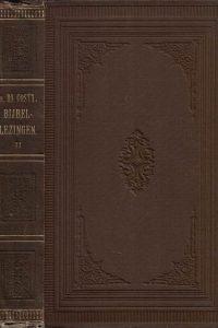 Bijbellezingen van wijlen Mr. Is. da Costa-II-Job-Maleachi-opgeteekend en medegedeeld door J.F. Schimsheimer