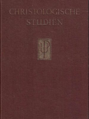 Christologische studiën-dr. C.J. Bleeker