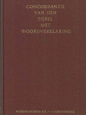 Concordantie van den bijbel met woordverklaring-Boekencentrum-9023902556