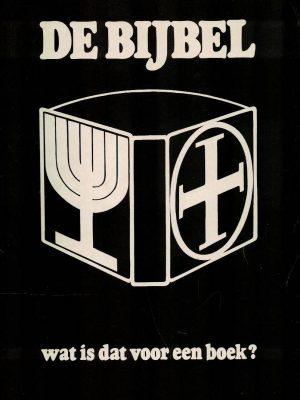 De bijbel, wat is dat voor een boek-cursusboek behorende bij de Teleaccursus, 1979