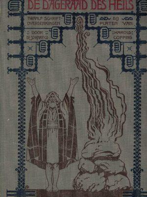 De dageraad des heils-twaalf tafereelen uit de Heilige Schrift-J.J. Knap Czn bij platen van Harold Copping