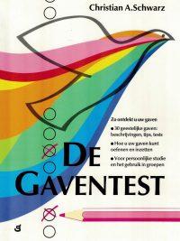 De gaventest-Christian A. Schwarz-9060675940 9789060675946