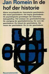 In de hof der historie-Jan Romein-2e druk