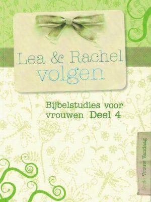Lea en Rachel volgen-bijbelstudies voor vrouwen-A.M.P.C. van Hartingsveldt-Moree-9789462781948