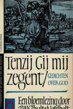 Tenzij Gij mij zegent-gedichten over God-een bloemlezing door J. W. Schulte Nordholt