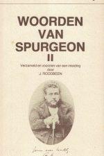 Woorden van Spurgeon II-J. Roodbeen-9060478657