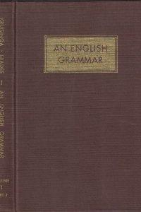 An English grammar, Volume 1, Accidence and syntax, Part 2-E. Kruisinga and P.A. Erades-7th