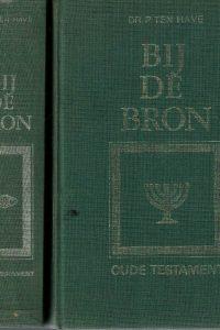 Bij de bron-handleiding ten dienste van godsdienstonderwijs, catechese en bijbelstudie-9029700807-9029700815(12e druk)