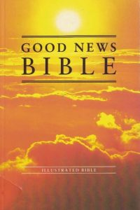 Good News Bible-Illustrated Bible-2nd edition 1994-0005128404-9780005128404
