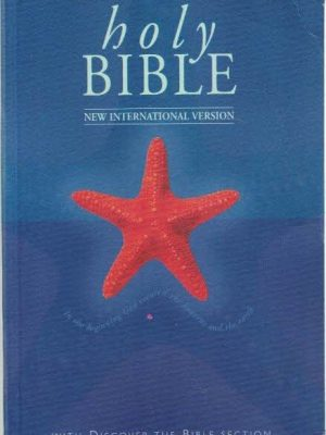 Holy Bible New International version with Discover the Bible section-0340612568