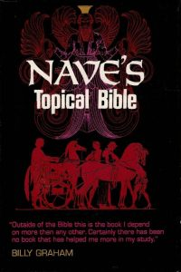 Naves's Topical Bible by Orville J. Nave-0802458602-9780802458605