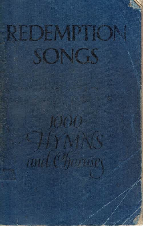 Redemption songs 1000 hymns and choruses-Pickering & Inglis