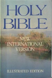 The Holy Bible-New International version-Illustrated edition 1986-0340350717
