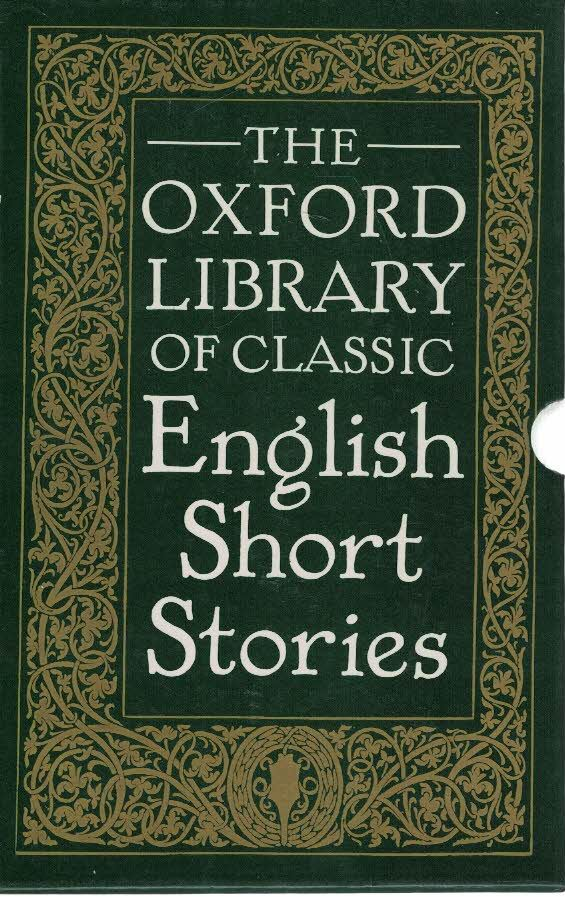 The Oxford Library of classic English Short Stories-Roger Sharrock