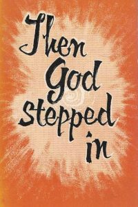 Then God stepped in-L. Moules-90028420X