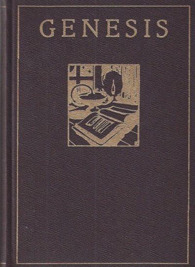 Aanteekeningen op Genesis C H Mackintosh 4e druk 1921