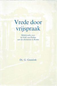 Vrede door vrijspraak-G. Gunnink-9060159411