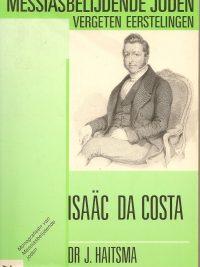 Isaäc Da Costa 1798-1860-J. Haitsma-9050303056