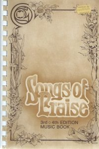 songs-of-praise-3rd-4th-edition-music-book-1977-david-dale-garratt-135-songs-with-piano-accompaniment-and-guitar-chords