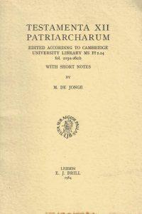 testamenta-xii-patriarcharum-m-de-jonge