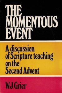 the-momentous-event-w-j-grier-0851510205