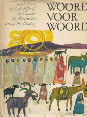 Woord voor woord-Mies Bouhuys