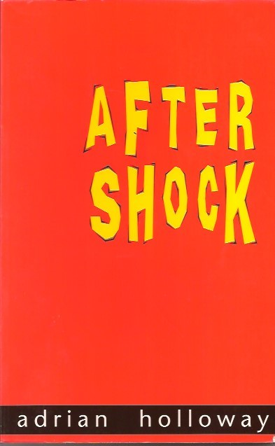 Aftershock-Adrian Holloway-9055603090-9789055603091