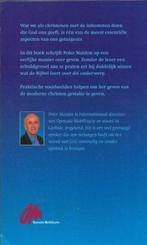 K Geef mij PIN aan U volkomen-Peter Maiden-9789063310042_B