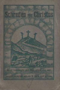 Schreden naar Christus-E.H. White-Traktaat-Genootschap