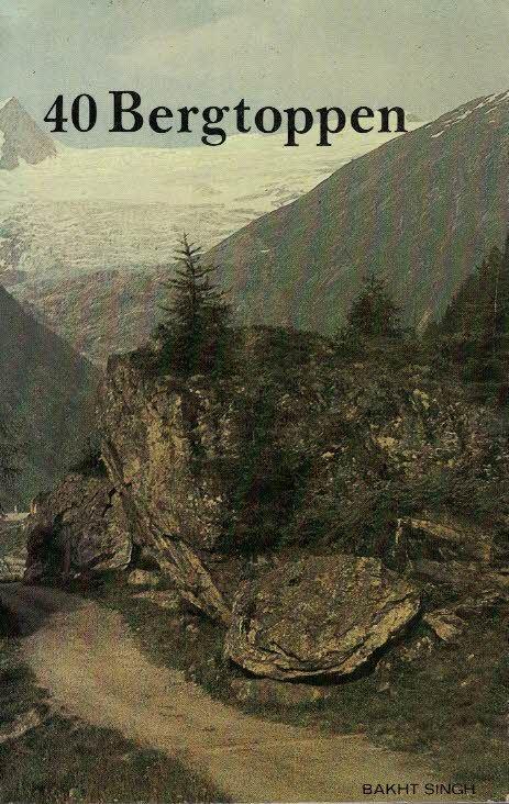 40 Bergtoppen-Bakht Singh-9789070048174