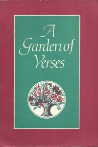 A Garden of Verses-collected by J. de Ruuk-6th 1962