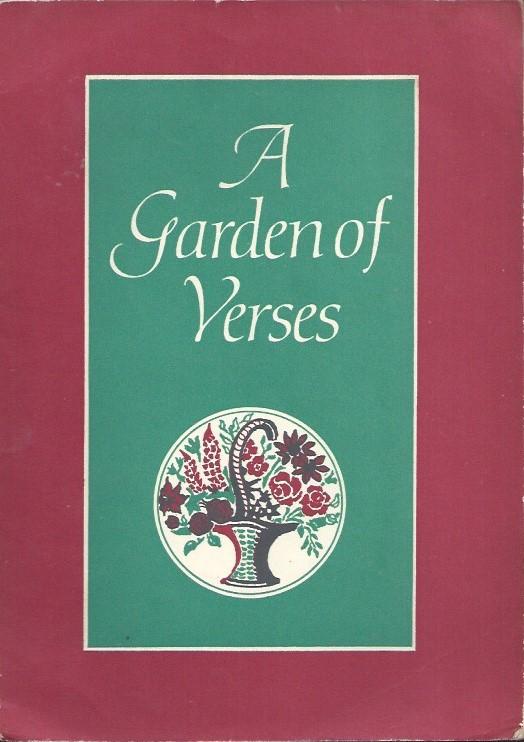 A Garden of Verses-collected by J. de Ruuk-6th 1962