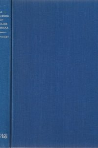 A handbook of English grammar-R.W. Zandvoort and J.A. van Ek-9001983758-12th edition 1972