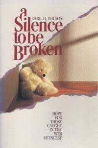 A silence to be broken-Earl D. Wilson-0880701439