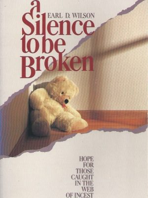 A silence to be broken-Earl D. Wilson-0880701439