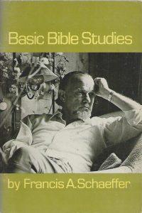 Basisc Bible Studies-Francis A. Schaeffer-0842301038