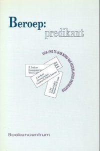 Beroep, predikant-Boekencentrum-9023902165