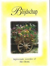 Blijdschap-Inspirerende woorden uit het Boek-9033813149-9789033813146