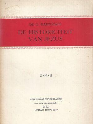 De Historiciteit van Jezus-G. Hartdorff