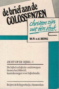 De brief aan de Colossenzen-M.R. van den Berg-9789060640203