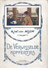 De verwisselde koffertjes-R.W. van Asch