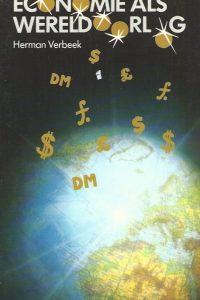 Economie als wereldoorlog-Herman Verbeek-9024276896-9789024276899
