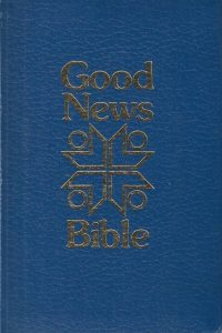 Good News Bible,Today's English version-0564003115-0005126207