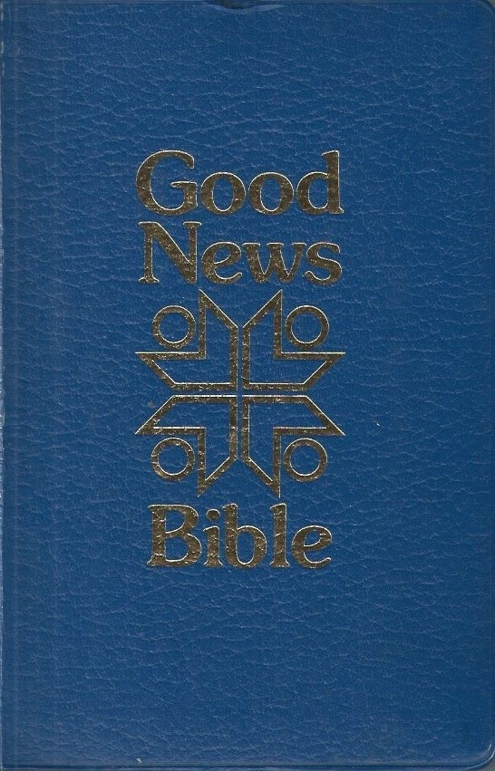 Good News Bible,Today's English version-0564003115-0005126207