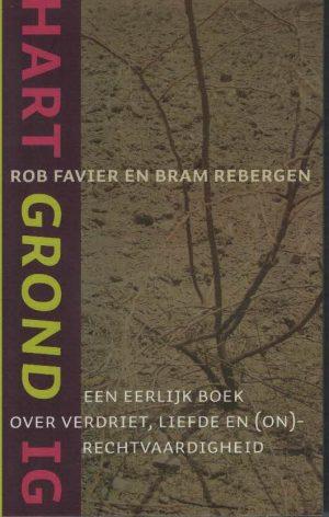 Hartgrondig-Rob Favier en Bram Rebergen-9789043515696