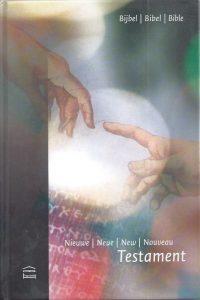 Het Nieuwe Testament in vier talen-Bijbelvereniging-9061268702-9789061268703